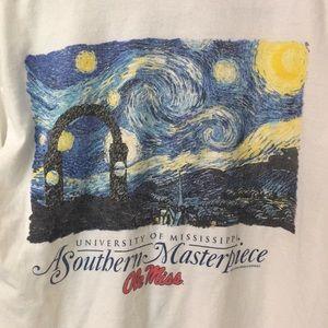 Ole Miss T-Shirt (L)